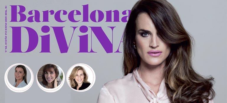 Entrevista Lourdes P. Bouton en Barcelona Divina