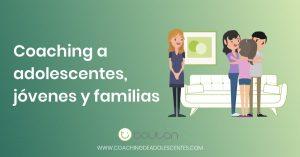 coaching a adolescentes jóvenes y familias barcelona