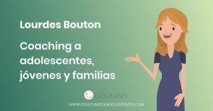 Lourdes Bouton, Coach de Adolescentes y Familias - Barcelona
