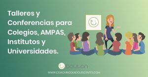 Talleres y Conferencias para Colegios AMPAS