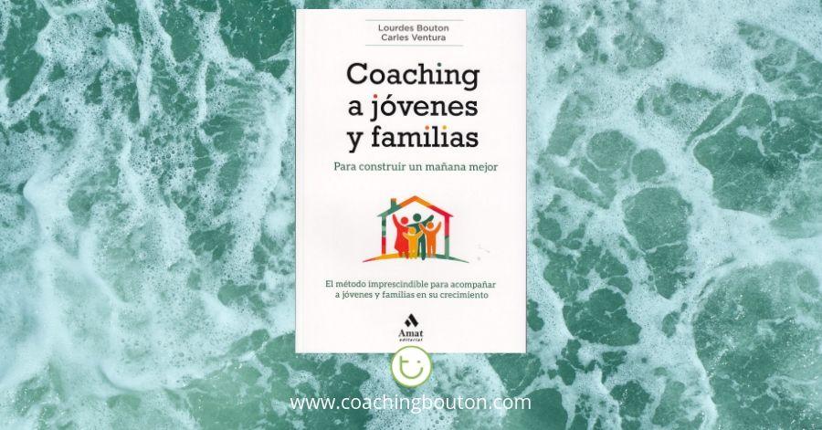 Ya está a la venta libro de Coaching a Jóvenes y Familias