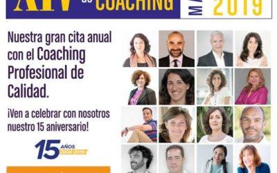 Lourdes Bouton ponente en las XIV Jornadas Profesionales de Coaching de ICF