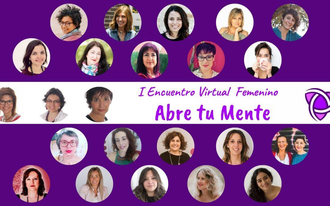 Lourdes Bouton en el encuentro virtual femenino abre tu mente del 19 al 22 de octubre